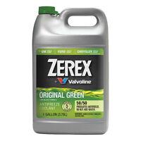 ZEREX ZXRU1 Antifreeze Coolant,1 gal.,RTU
