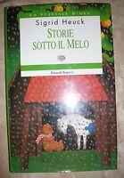SIGRID HEUCK - STORIE SOTTO IL MELO - ED: EINAUDI RAGAZZI - ANNO:2000 (BU)
