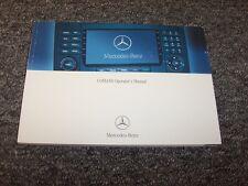 2008 Mercedes Benz CLK350 CLK-Class Comand Navigation System Owner Manual