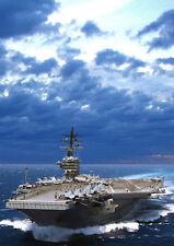 USS Nimitz-mano acabado, Edición Limitada (25)