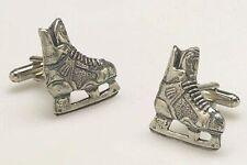 NEW Ice Hockey Boots Cufflinks Cuff Links 9203