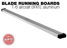 2005 2008 Jeep Grand Cherokee Brite Aluminum Blade Running Boards Side Step
