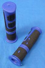 HONDA TRX450R TRX 450R NEW GRIPS BLUE THUMB THROTTLE ERGO ENGINE CYLINDER MOTOR