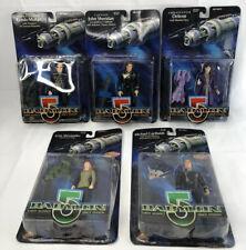 Babylon 5 Series 2 Action Figures Lot of 5