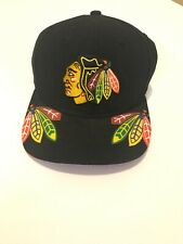 Chicago Blackhawks SnapBack Hat- New Era 9FIFTY Original Fit- NHL Hat