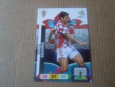 Carte adrenalyn panini - Euro 2012 - Croatie - Eduardo
