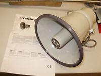Dynacord ELA Druckkammerlautsprecher Außen Lautsprecher DL 800/15T 100V 121758