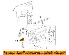 Scion TOYOTA OEM 05-10 tC Door-Window Switch 8404021021