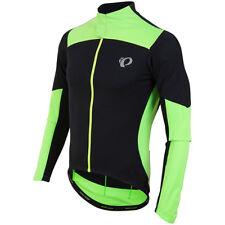 Pearl Izumi Uomo Pro Inseguimento LS maniche lunghe bicicletta ciclismo Fluoro Verde Medium
