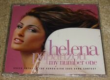 Eurovision Song Contest 2005 Greece Helena Paparizou My number one CD single