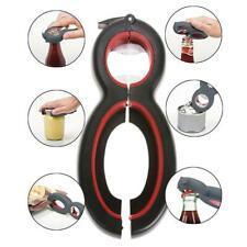 Universal Flaschenöffner Glas Deckelöffner Glasöffner Einmachgläser Multi Opener