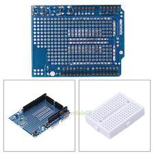 Mini Breadboard Prototyping Prototype Shield ProtoShield for Arduino UNO New