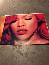 Rihanna Signed Autographed Loud Tour VIP Card