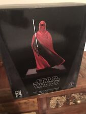 Star Wars Emperor's Royal Guard By Gentle Giant