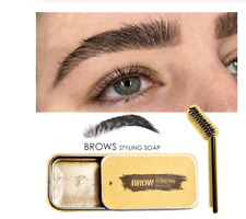 brow pomade soap+ brush FREE WORLDWIDE SHIPPING