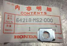 1990-1991 Honda CBR1000 CBR 1000 Cowl Air Guide Clip NOS OEM 64218-MS2-000