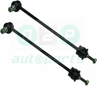FRONT STABILISER ANTI ROLL BAR DROP LINKS PAIR FOR ROVER 75 (RJ) MG ZT 1999-2005