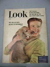 LOOK JANUARY 4 1949 TOP TEN DOGS PREDICITONS