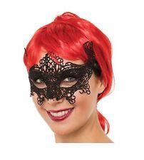 Donna Sexy Halloween Carnevale Gatto LACE VENEZIANO MASCHERA # Accessorio