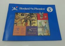 Hooked On Phonics Level 5  Replacement Workbook