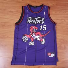 Vintage Vince Carter Toronto Raptors Nike Swingman Jersey Large