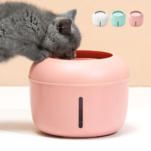 Pet Water Fountain 2.5L Automatic Cat Water Drinking Bowl Dog Water Dispenser