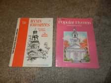 New ListingHymn Favorites & Poplar Hymns Primer Level Bastien Piano Library & Piano Basics