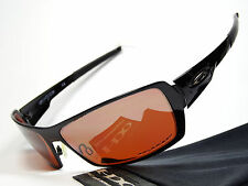 OAKLEY SPIKE POLARIZED SONNENBRILLE INMATE PROBATION CROSSHAIR DEVIATION TINFOIL
