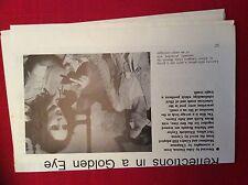 m76c ephemera 1968 article film reflections in a golden eye huston julie harris