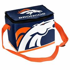 Denver Broncos Insulated soft side Lunch Bag Cooler New - BIg Logo
