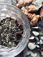 """Organic Ginkgo Biloba """"Musicians Formula"""" Loose Tea - Tinnitus, Balance, Focus"""