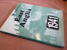 EAST ANGLIA 1941 R DOUGLAS BROWN WW2 BOOK NORFOLK SUFFOLK CAMBRIDGESHIRE