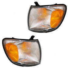 1998 1999 2000 FOR TY SIENNA CORNER TURN SIGNAL LAMP LIGHT LEFT AND RIGHT
