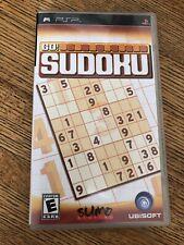 Go Sudoku (Sony PSP, 2006)