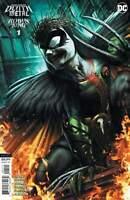Dark Nights Death Metal Robin King #1 DC Comic 1:25 Jeremy Roberts Variant  NM
