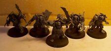 Warhammer Fantasy / Age of Sigmar Ironjawz Orruk Brutes x5