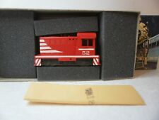 Athearn   US HO 2992 RedHustler No 52 Shunter with detauiling    Boxed unused.