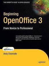 Beginning OpenOffice 3: From Novice to Professional (Beginning)-ExLibrary