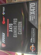 Placa base Msi X470 Gaming Pro Carbon