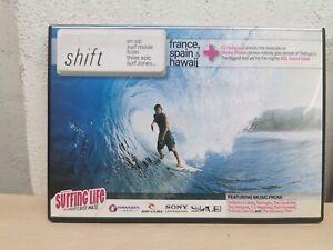 SHIFT DVD - ASL Surfing Life Surf FRANCE SPAIN & HAWAII