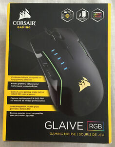 Corsair Glaive CH-9302011-NA RGB Gaming Mouse