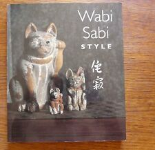 Décoration intérieure Design Japon Japan WABI SABI STYLE (English book)