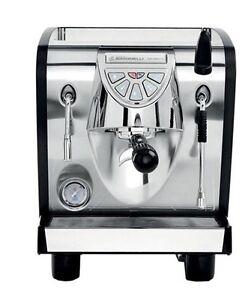 Nuova Simonelli Musica Pour Over Espresso Machine - Black **Authorized Seller**