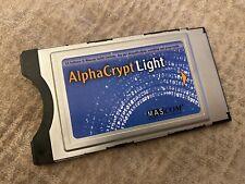 AlphaCrypt Light Modul 1.19