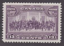 Canada 1935 #224 King George V Pictorial Issue MH VF