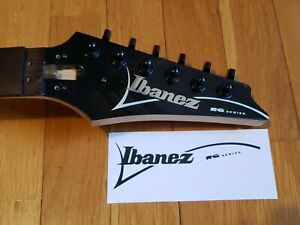 Ibanez RG Headstock Logo Decal - Pick Your Color