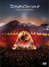 DAVID GILMOUR LIVE AT POMPEII 2 DVD (New Release 29th September 2017)