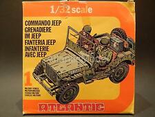 Atlantic 1/32 US Commanding jeep WWII 2154 in box