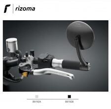 Rizoma Spirit RS Specchietto univ retrovisore omologato specchio manubrio Nero