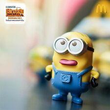 Despicable Me 3 McDonald's Happy Meal Toys (Asia) - Tongue Minion (2017)